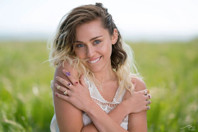 Miley Cyrus is back!